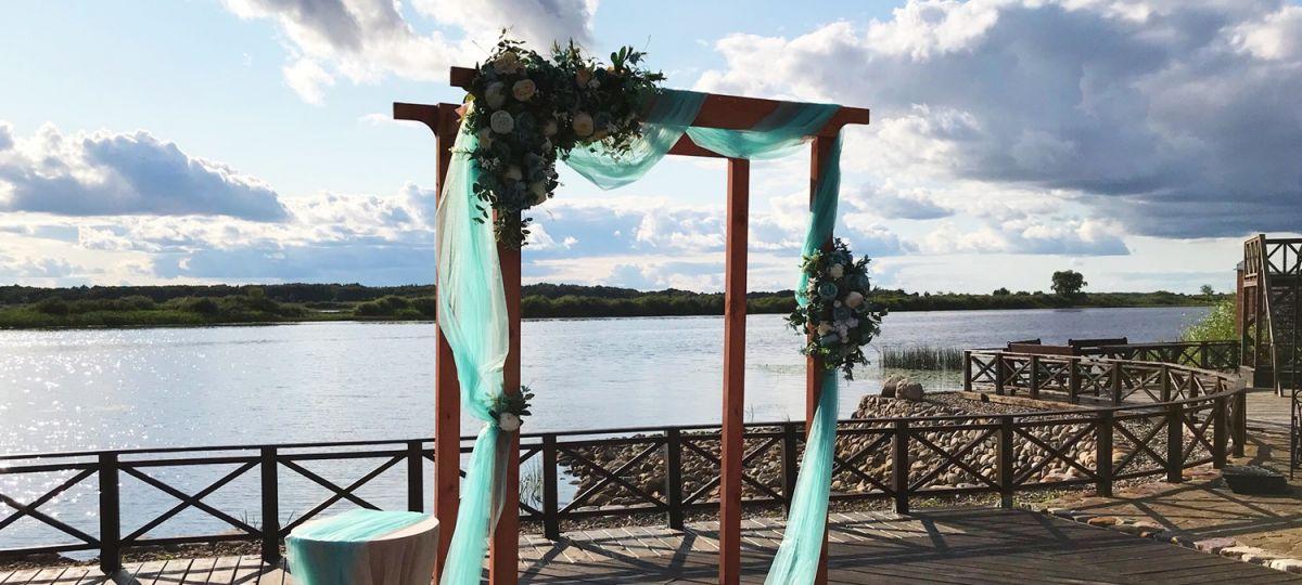 Арка для свадебной церемонии. Продажа и аренда свадебной арки