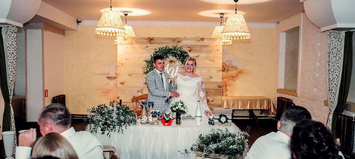 Александр и Ирина. Ресторан Берендеевка, Кострома