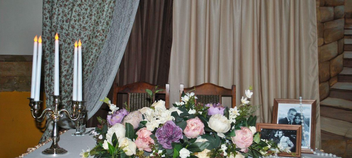 Арсений и Надежда. Ресторан-отель Шелестов, Кострома